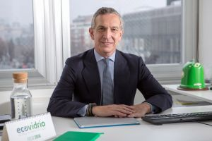 José Manuel Núñez-Lagos, director general de Ecovidrio