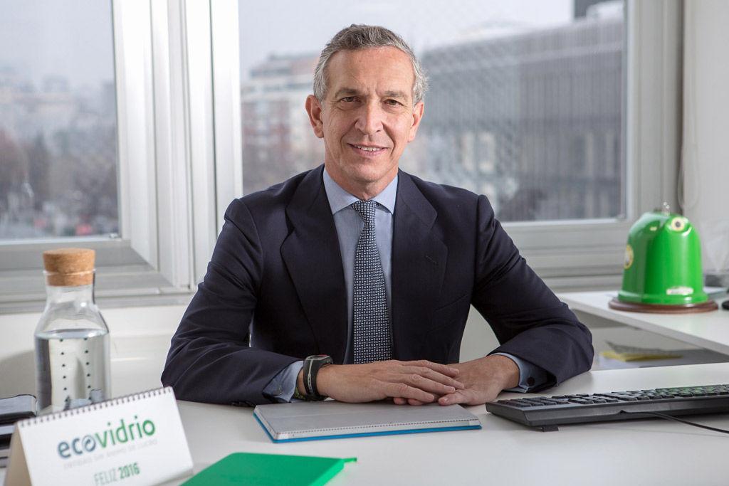 José Manuel Núñez-Lagos, director general d'Ecovidrio