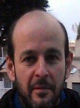 Juanjo Cáceres, elikadura-portaeren ikertzailea