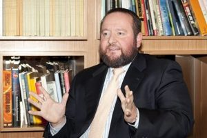 Juan José Velasco, director do Instituto Aviva de Aforro e Pensións