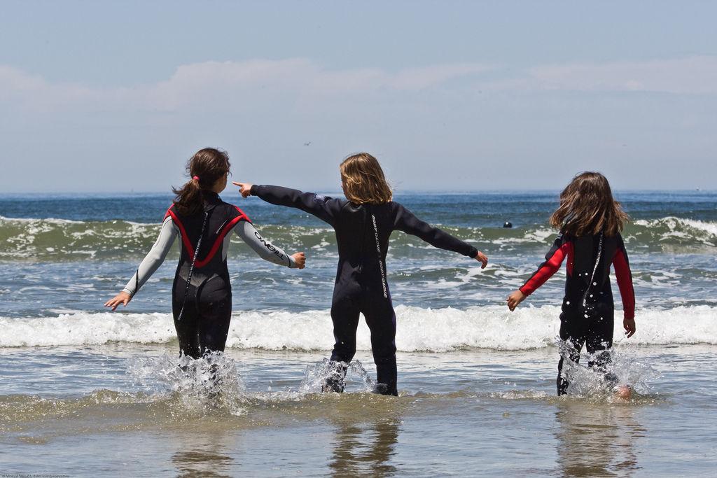 Img juegos agua ninos divertirse jugar verano refrescantes hijos