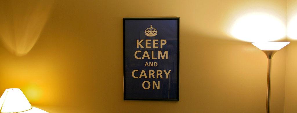 Img keep calm