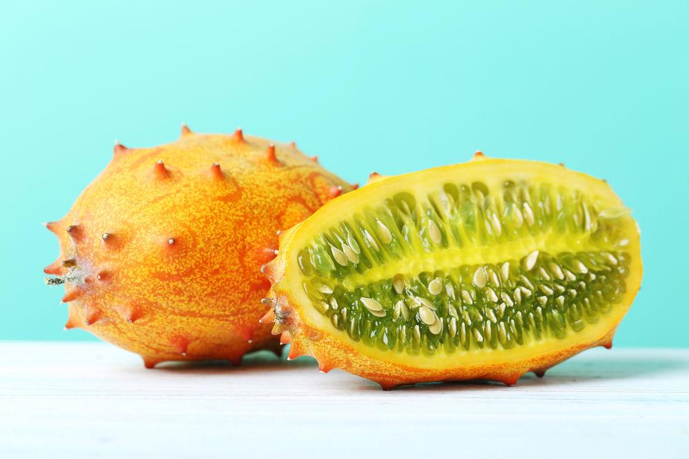 Img kiwano frutas tropicales hd