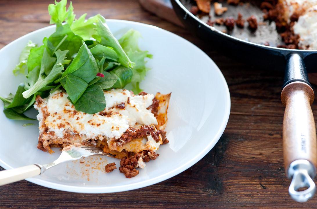Img lasagna espinaca hd