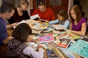 Img libros ninos leer habitacion casa rincon lectura infantil consejos paternidad art