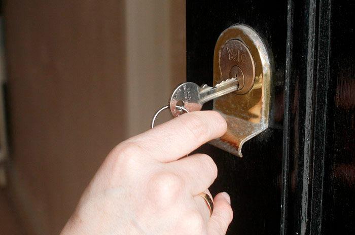 Img llave puerta