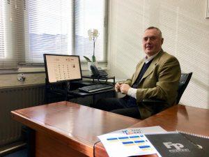 Luis Mari Saratxaga, director ejecutivo del Instituto Vasco del Conocimiento de la Formación Profesional