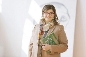 Margarida Mas, osasunaren alorreko komunikazio zientifikoko espezialista