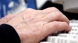 Img manos teclado