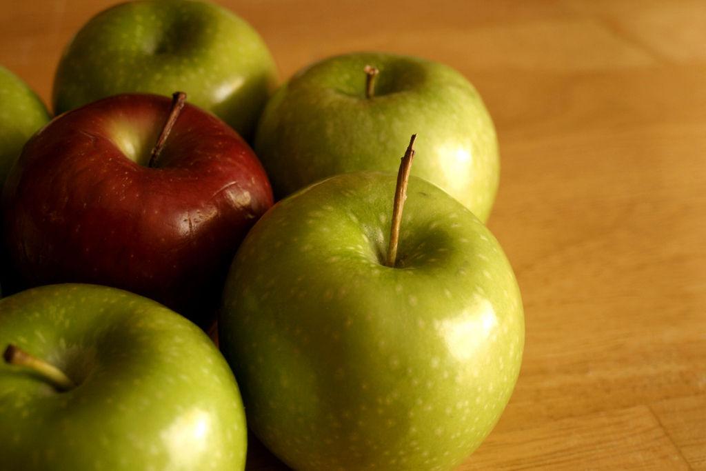 Img manzana madura hd