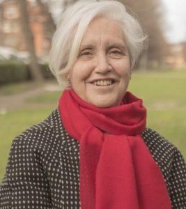 María Rosa Quintana, presidenta de Acompaña Laguntzen