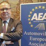 Mario Arnaldo, Europako Auto-gidarien Elkarteko presidentea