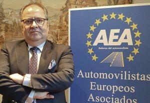 Mario Arnaldo, president d'Automobilistes Europeus Associats
