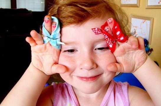 Img marionetas titeres ninos manualidades fabricar bebes colegio padres madres listg