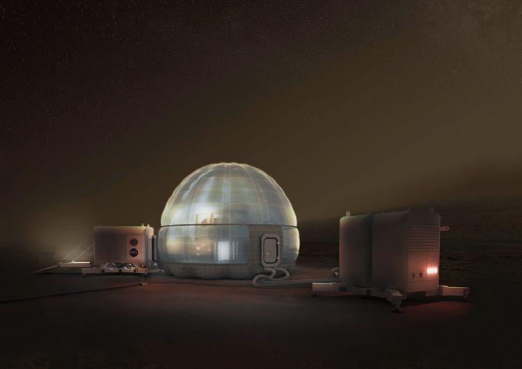 Img mars ice dome nasa