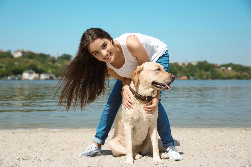 Estas son las playas de España que puedes visitar con tu perro