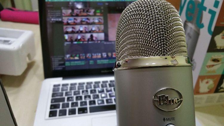 Img microfono podcast