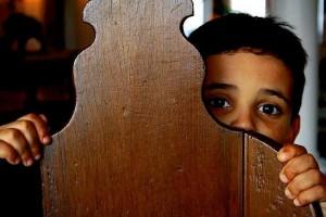Img miedo oscuridad temor fobias infantiles bebe art