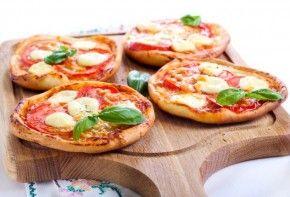 Img mini pizzas