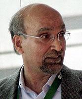 Mohey Elbanna, especialista en virus y catedrático de la Universidad de Ain Shams (Egipto)