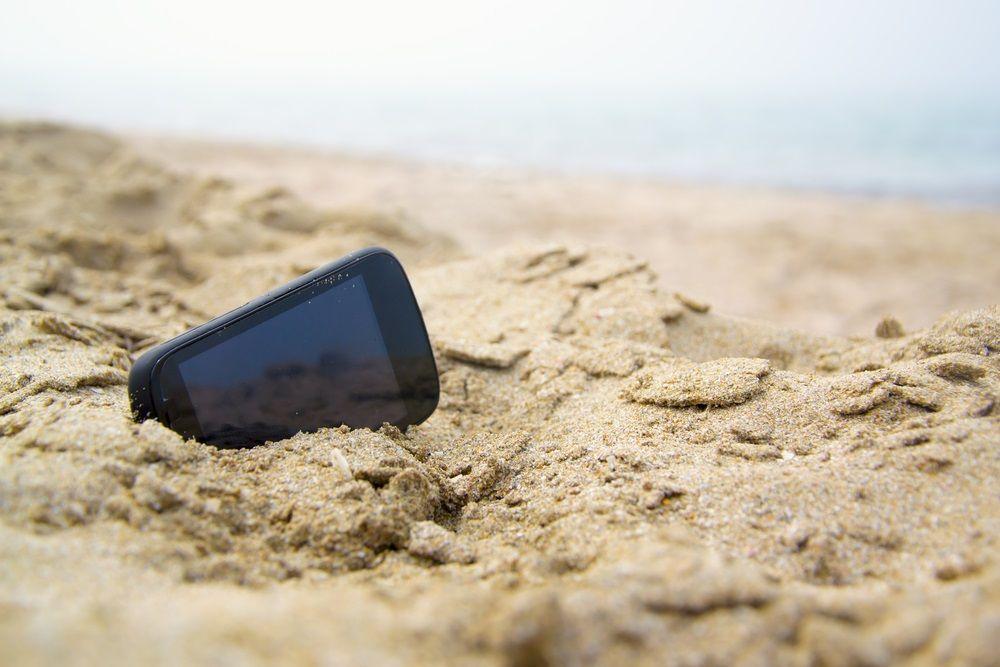 Img moviles arena agua playa