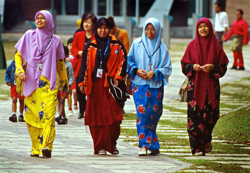 Img mujeres arabes