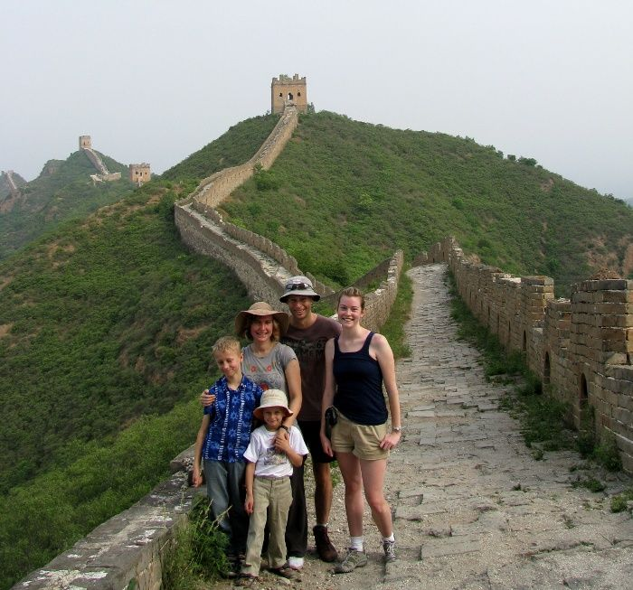 Img muralla china familia