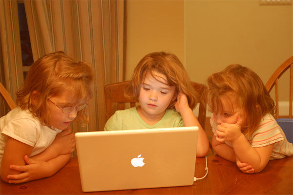 Img ninos internet