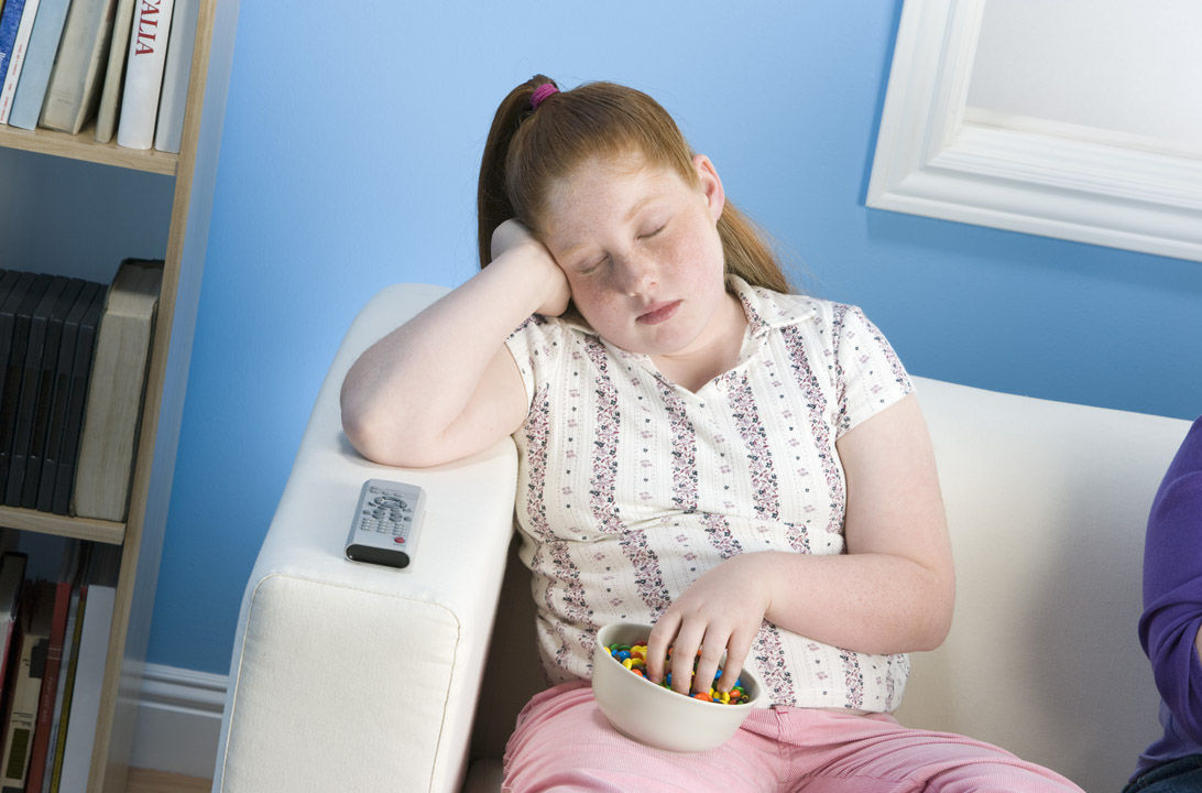 Img obesidad infantil dieta sedentario hd