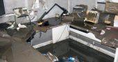 Img oficina inundada
