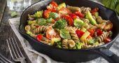 Img pasta verduras hd