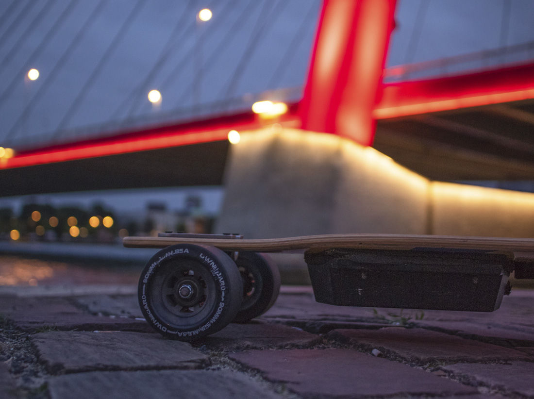 Img patinete electrico ciudad hd