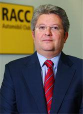 Alfonso Perona, RACC Fundazioko idazkari exekutiboa