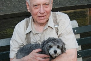 Img perros adoptar ancianos convivencia mascotas tercera edad jubilacion animales art