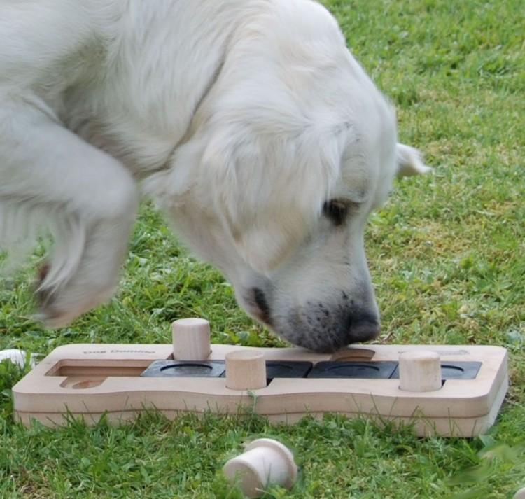 Img perros puzles rompecabezas nina ottonsson art