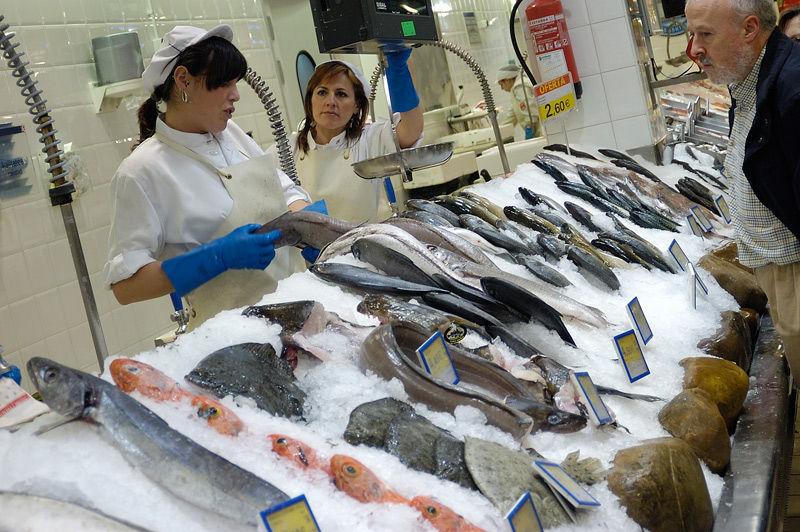 Pescado Higiene Y Conservación Para Evitar Contaminaciones Consumer
