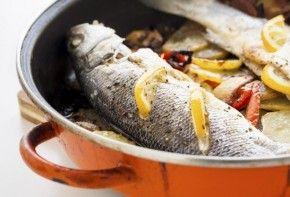 Img pescado plancha horno vapor