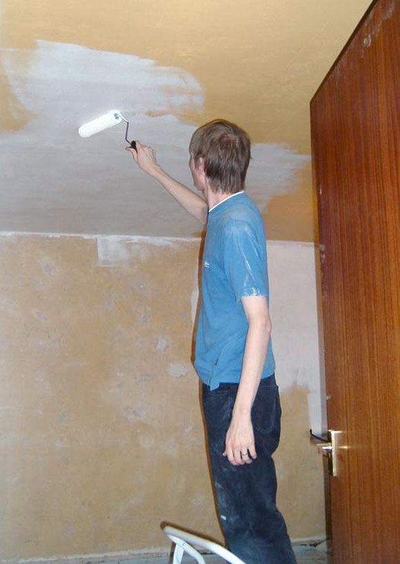 Img pintando techo