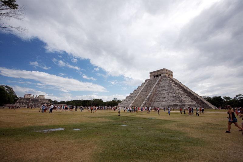 Img piramide maya