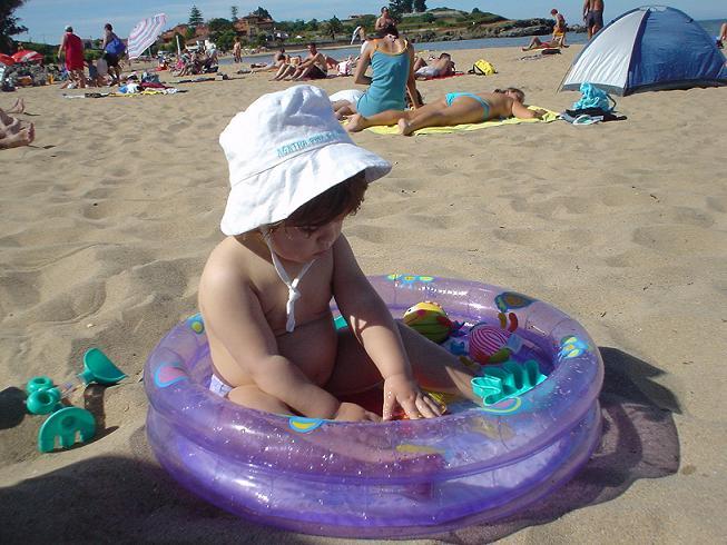 Img playa bebe
