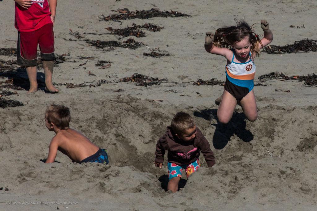 Img playas ninos mejores infantiles padres familias vacaciones