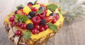 Img presenta frutas manera original hd