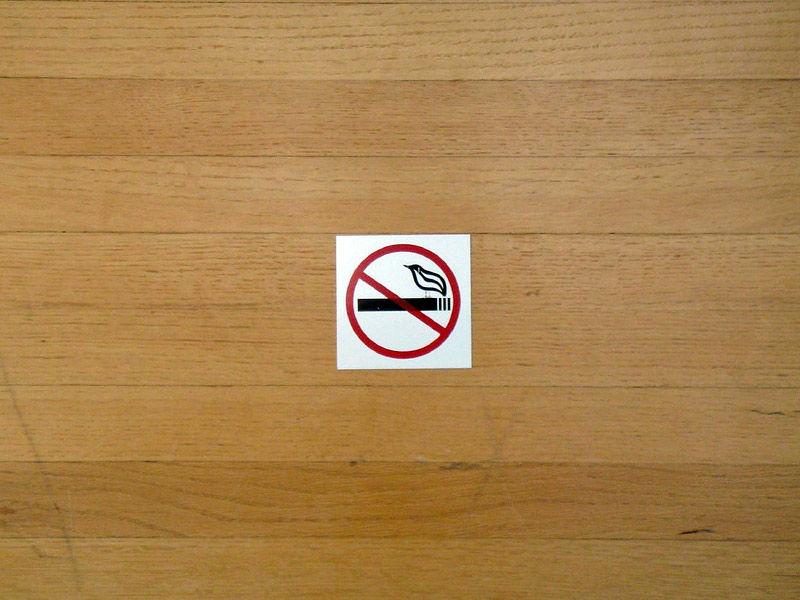 Img prohibido fumar