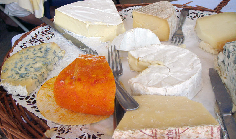 Img quesos variados