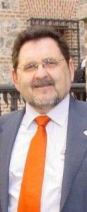 José Quintanal, doutor en Ciencias da Educación
