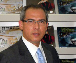 Rafael Díaz, director de la Escuela Universitaria de Diseño ESNE