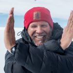 Ramón Larramendi, explorador polar e impulsor do Trineo de Vento