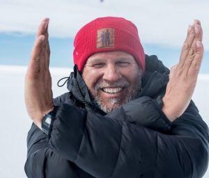 Ramón Larramendi, explorador polar e impulsor del Trineo de Viento
