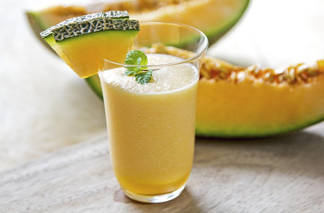 Img recetas con melon hd