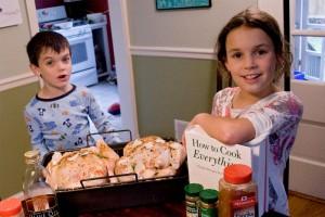 Img recetas ninos cocinar magdalenas muffins infantil art